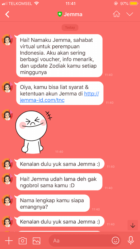 trend marketing 2019 chatbots indonesia adx asia