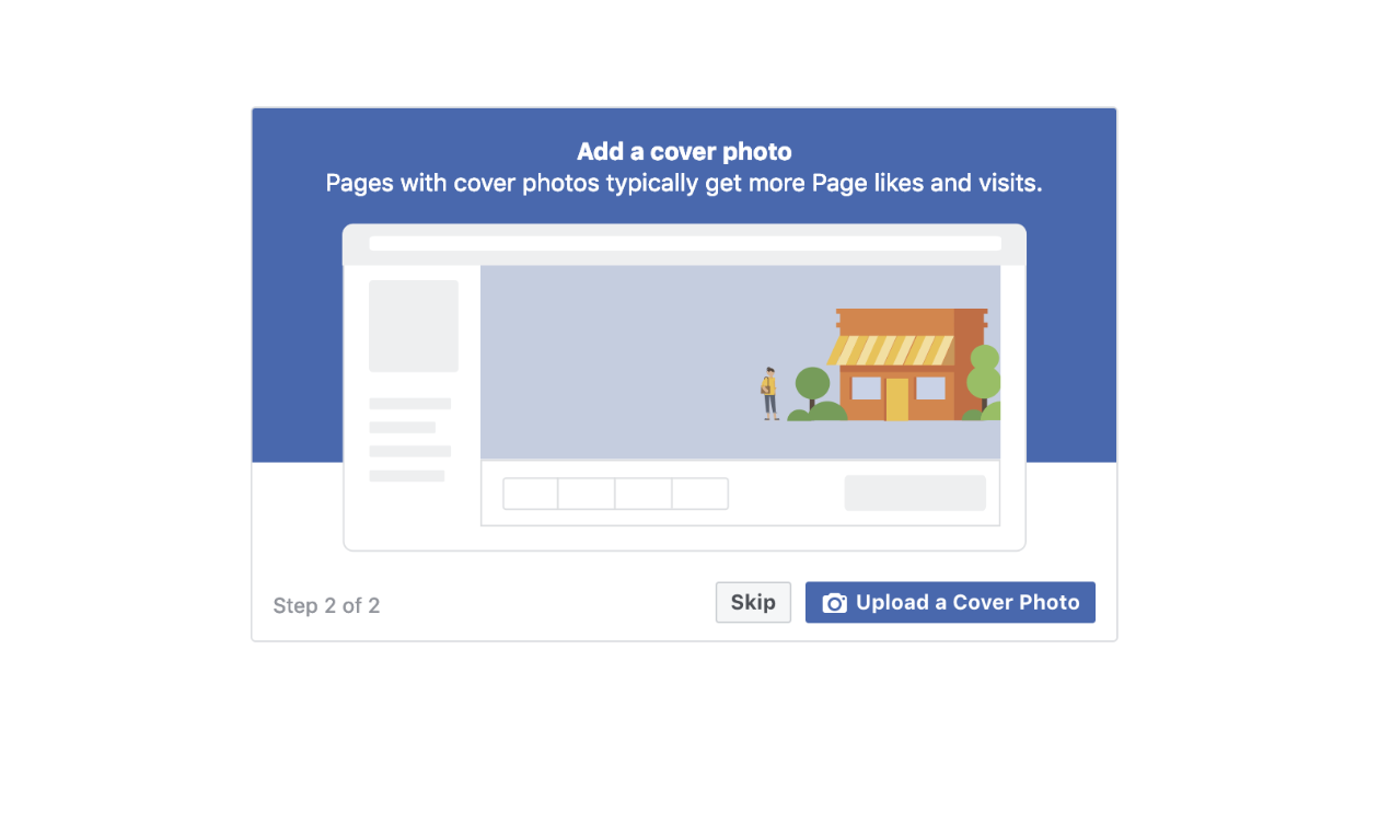 facebook business page adx cover photo