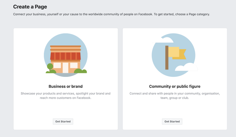 facebook business page brand adx eureka